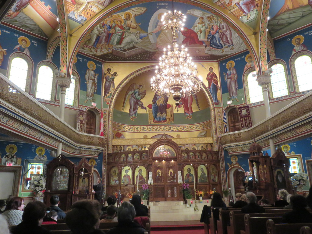 St. George's Greek Orthodox Church of Toronto | Away With ...
