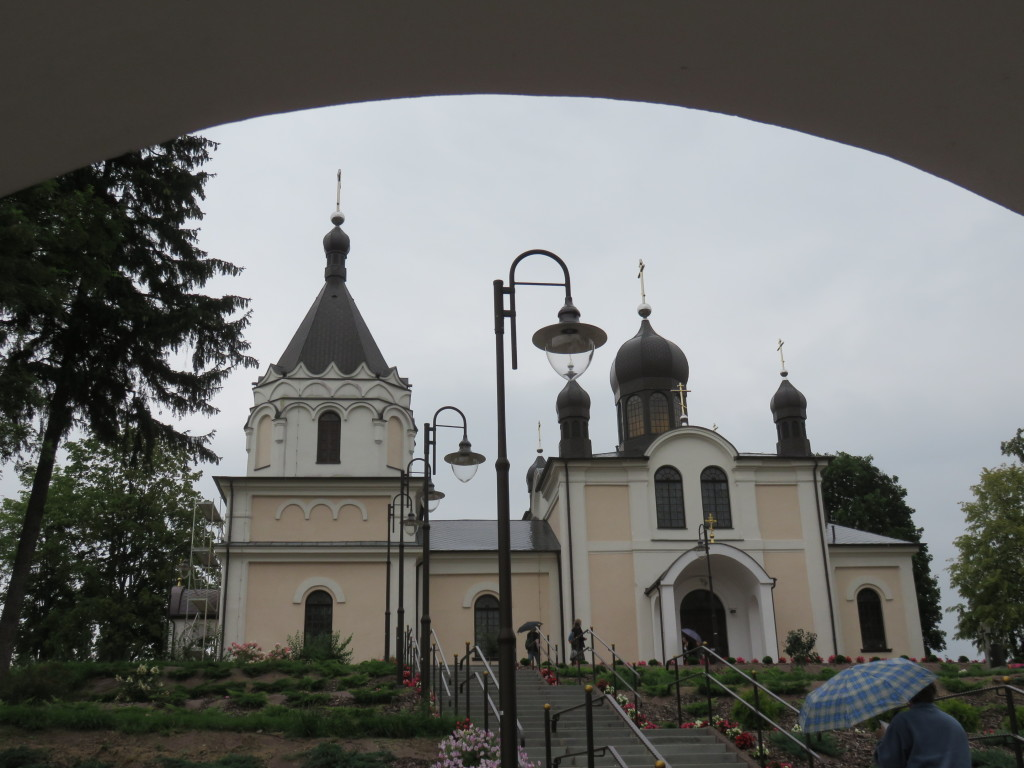Siemiatycze: St. Peter and St. Paul Orthodox Church.