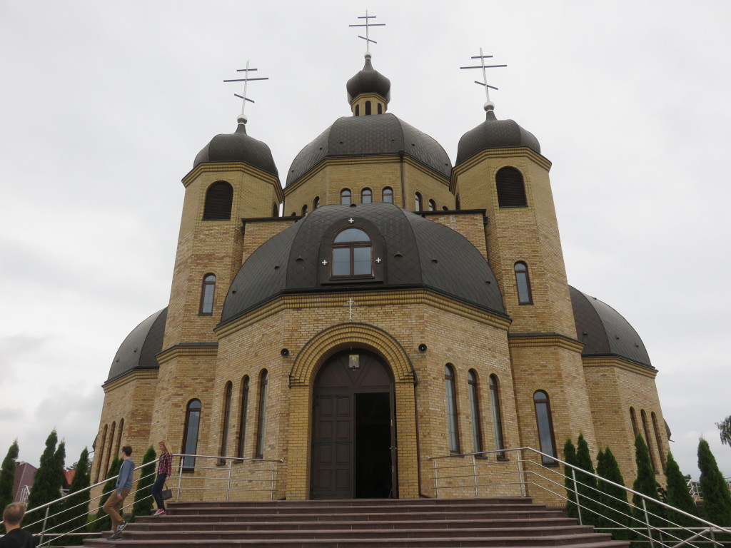 Siemiatycze: Resurrection of the Lord Orthodox Church